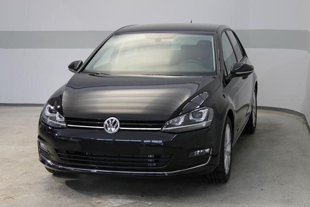 Volkswagen Golf VII - Highline BUSINESS NAVI ERGOSITZ XENON KEYLESS 17ALU