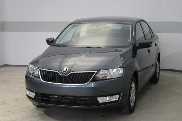 Skoda Rapid - Active Plus KLIMA / El. Paket Radio NSW BLUETOOTH
