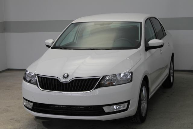 Skoda Rapid - FAMILY KLIMAAUTOMATIK ALU PDC TEMPOMAT Bluetooth HILL HOLD
