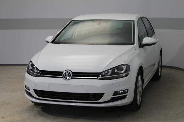 Volkswagen Golf VII - Highline BUSINESS ErgoActiv SITZHEIZUNG XENON ParkPilot Bluetooth