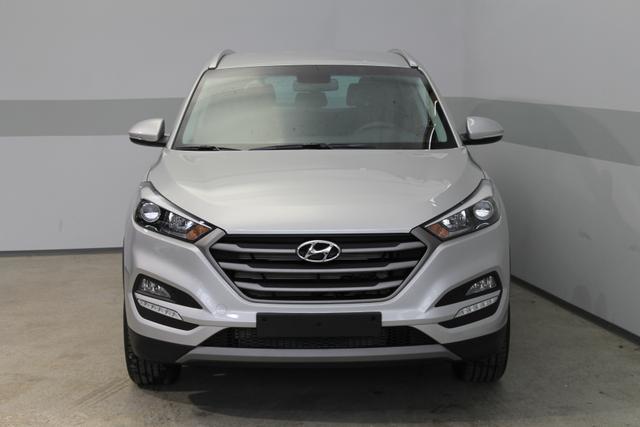 Hyundai Tucson - Style PLUS SHZ Bluetooth ALU NAVI