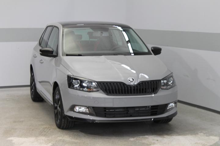 skoda fabia monte carlo panoramadach klima bolero shz. Black Bedroom Furniture Sets. Home Design Ideas