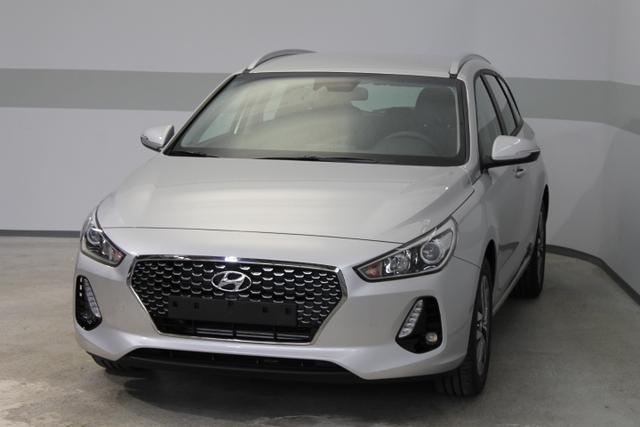 Hyundai i30 Kombi - STYLE KLIMAAUTOMATIK Rückfahrkamera BLUETOOTH ALU PDC TEMPOMAT - Lagerfahrzeug