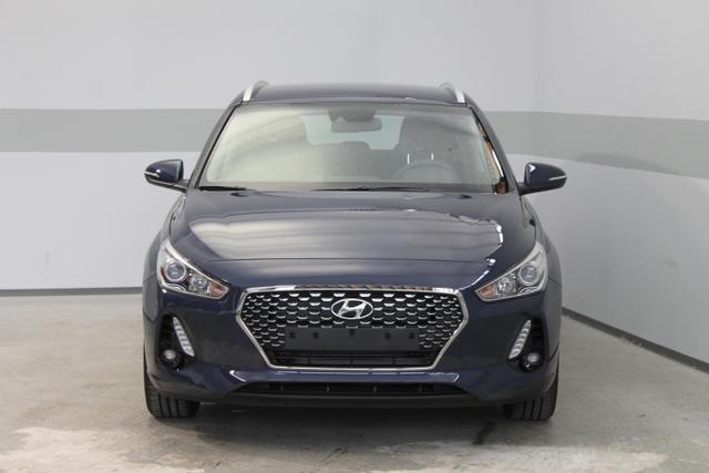 Hyundai i30 Kombi - TREND NEUES MODELL KLIMA TEMPOMAT RADIO ALU AEB DAA FCWS LKAS