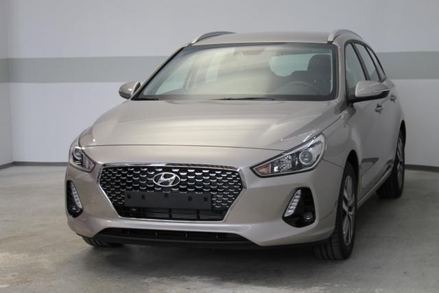 Hyundai i30 Kombi - TREND KLIMA TEMPOMAT RADIO ALU AEB DAA FCWS LKAS