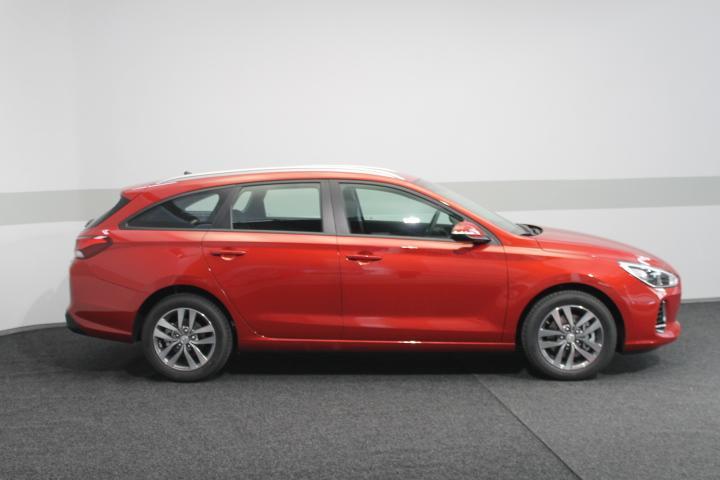 hyundai i30 wagon trend neues modell klima radio tempomat alu aeb