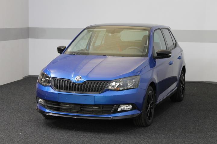 skoda fabia monte carlo panoramadach shz alu bluetooth sun. Black Bedroom Furniture Sets. Home Design Ideas