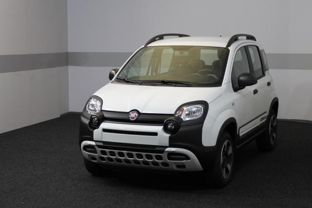 Fiat Panda - 4X4 CROSS STYLE SHZ KLIMAAUTOMATIK El.Paket Radio UCONNECT ALU