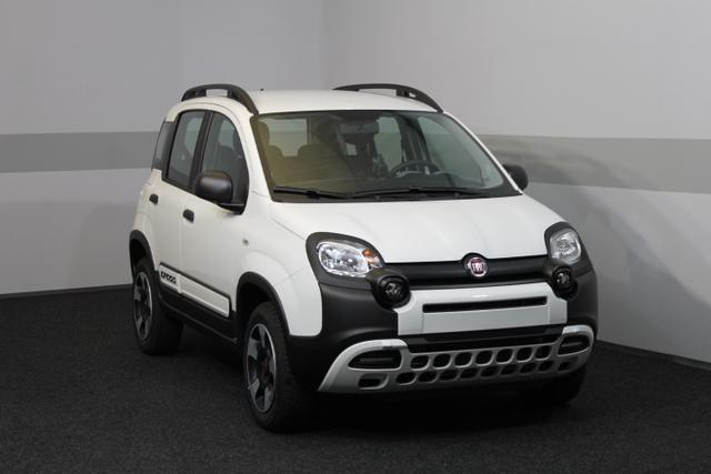 Fiat Panda - 4X4 CROSS STYLE KLIMAAUTOMATIK El.Paket Radio UCONNECT ALU