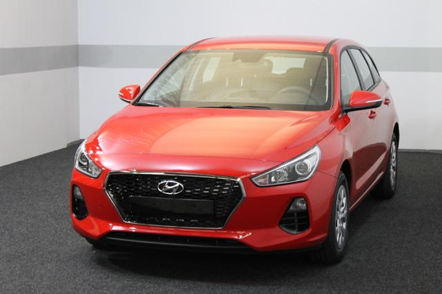 Hyundai i30 Kombi - TREND SHZ KLIMA TEMPOMAT RADIO AEB DAA FCWS LKAS