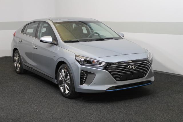 Hyundai IONIQ - 1.6 GDI Hybrid Premium Navi Xenon 17`ALU SHZ