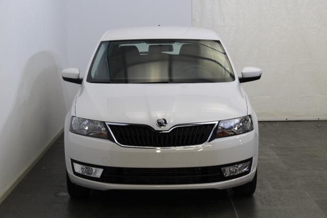Skoda Rapid Spaceback - ACTIVE KLIMA RADIO EL.PAKET
