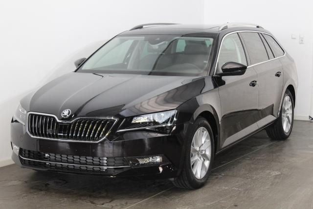 Skoda Superb Combi - Style PLUS ACC NAVI KESSY Smart Light/Lane Assist SHZ XENON