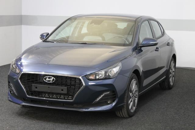 Hyundai i30 - STYLE SHZ KLIMAAUTOMATIK TEMPOMAT PDC ALU Bluetooth AEB DAA FCWS LKAS
