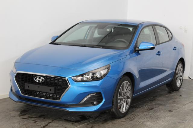 Hyundai i30 - STYLE KLIMAAUTOMATIK TEMPOMAT PDC ALU Bluetooth AEB DAA FCWS LKAS