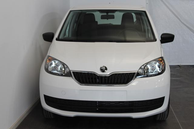 Skoda Citigo - DYNAMIC KLIMA RADIO HILL HOLD