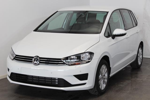 Volkswagen Golf Sportsvan - COMFORTLINE FACELIFT DSG ACC LED SHZ ParkPilot Licht/Regensensor ALU