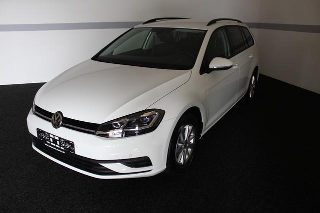 Volkswagen Golf Variant - Trendline LED PDC v h MF-LEDERLENKRAD ALU BLUETOOTH