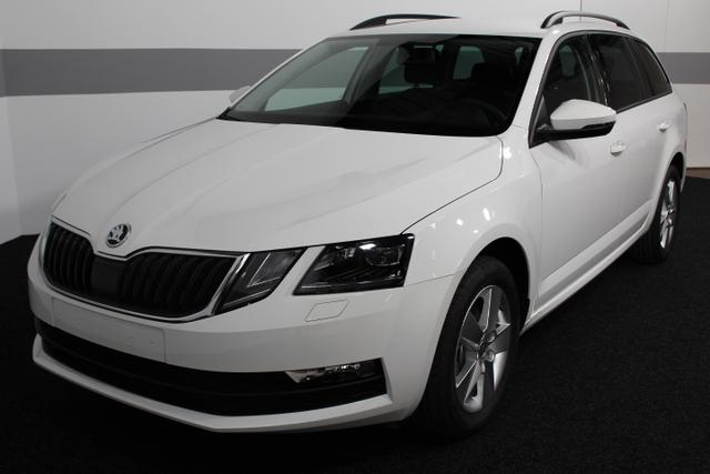 Skoda Octavia Combi - ACTIVE FACELIFT KLIMA RADIO BLUETOOTH PDC NSW