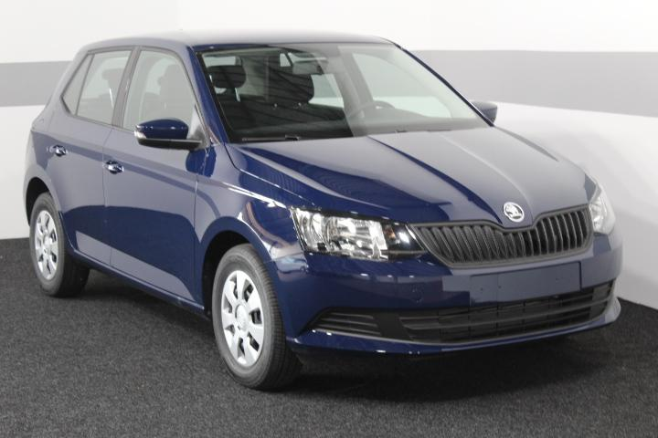 skoda fabia iii active plus klima bordcomputer elektrik. Black Bedroom Furniture Sets. Home Design Ideas