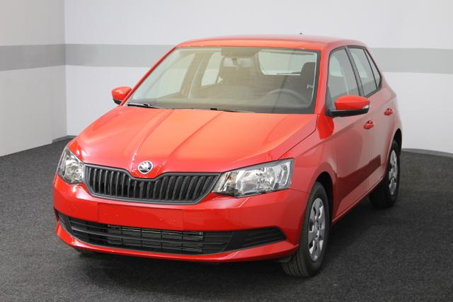Skoda EU Fabia - III Active PLUS Klima/Bordcomputer/Elektrik Paket
