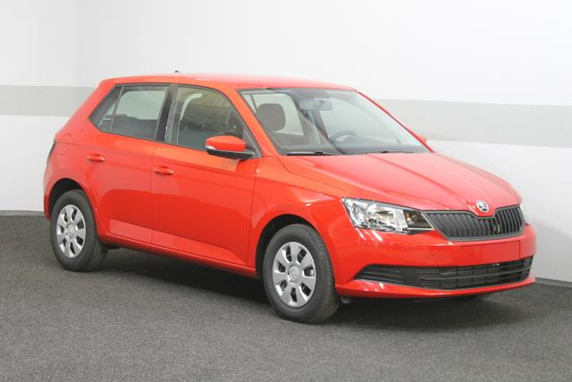 Skoda Fabia - III Active PLUS Klima/Bordcomputer/Elektrik Paket