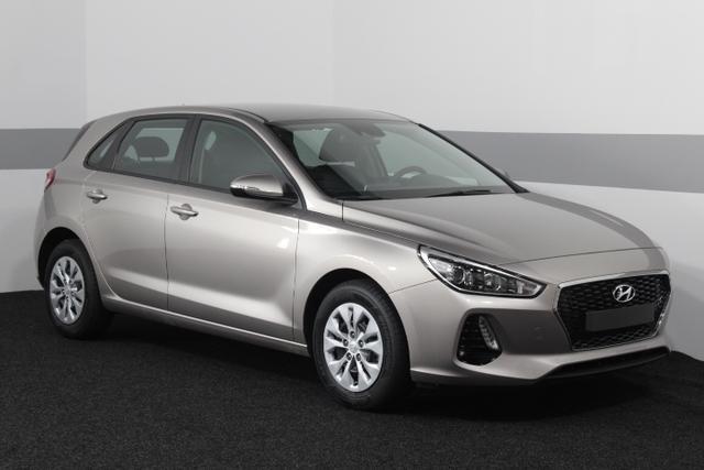 Hyundai i30 - TREND TEMPOMAT KLIMA EL.PAKET DAA FCWS LKAS