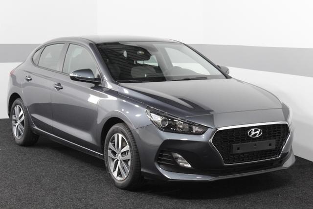 Hyundai i30 - TREND KLIMAAUTOMATIK TEMPOMAT ALU LKAS DAA FCWS AEB Lagerfahrzeug