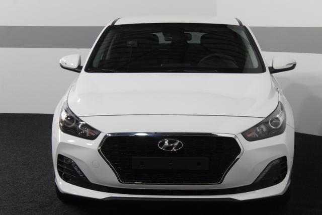 Hyundai i30 - STYLE SHZ KLIMAAUTOMATIK 8 Zoll RADIO 18ALU Rückfahrkamera TEMPOMAT BLUETOOTH