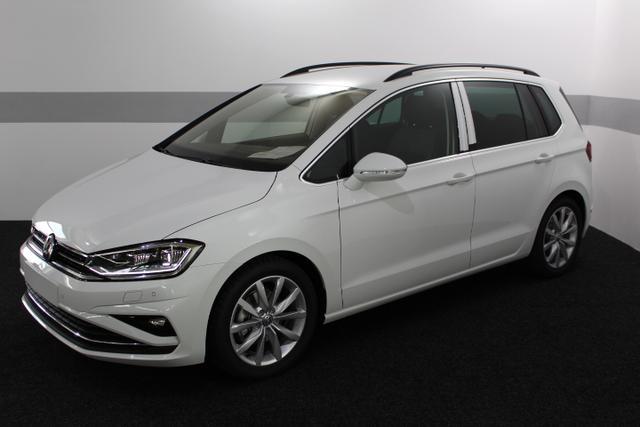 Volkswagen Golf Sportsvan - HIGHLINE FACELIFT DSG AHK ACC NAVI LED ErgoActive SHZ ParkPilot Licht/Regensensor ALU