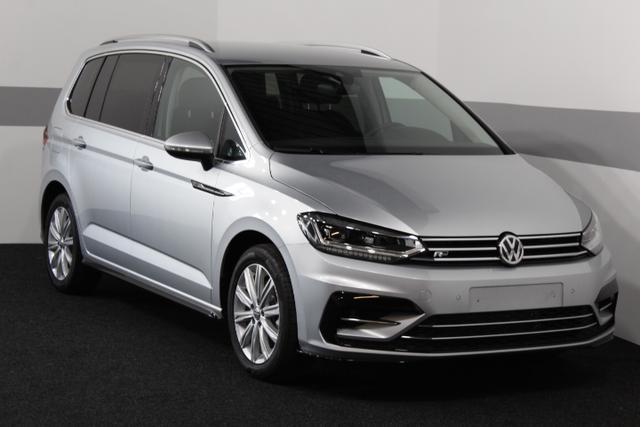Volkswagen Touran - R-LINE EDITION LED PLUS ACC KLIMAAUTOMATIK ParkPilot Licht/Regensensor