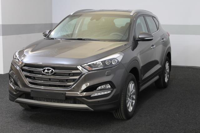 Hyundai Tucson - Impression 4WD NAVI SHZ v h PDC Smart Key LED LKAS SLIF
