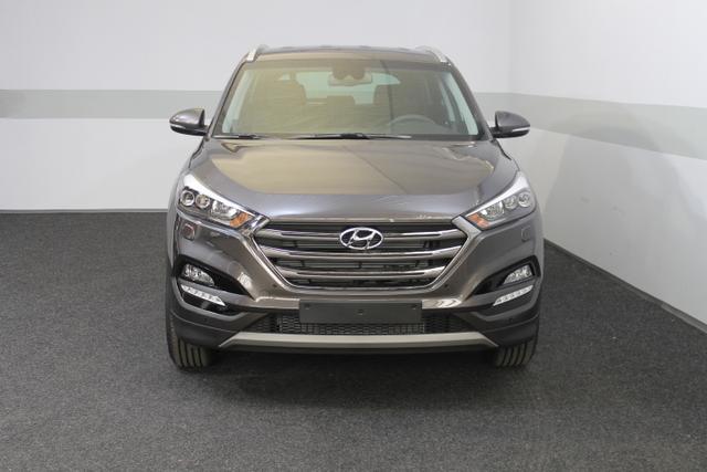 Hyundai Tucson - Impression 4WD NAVI SHZ v+h PDC Smart Key LED LKAS SLIF