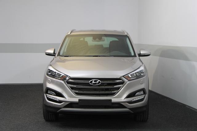 Hyundai Tucson - Impression 4WD DCT NAVI SHZ v+h PDC Smart Key LED LKAS SLIF