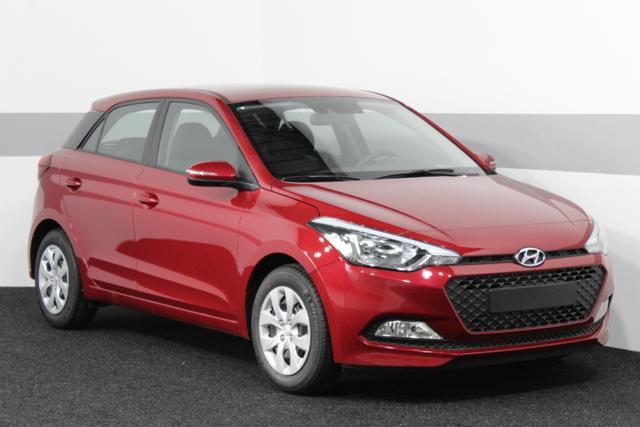 Hyundai i20 - COMFORT PLUS TEMPOMAT PDC LDWS BLUETOOTH KLIMA