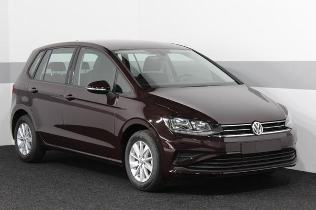 Volkswagen Golf Sportsvan - TRENDLINE FACELIFT ParkPilot ALU BLUETOOTH MF-Lederlenkrad Licht/Regensensor