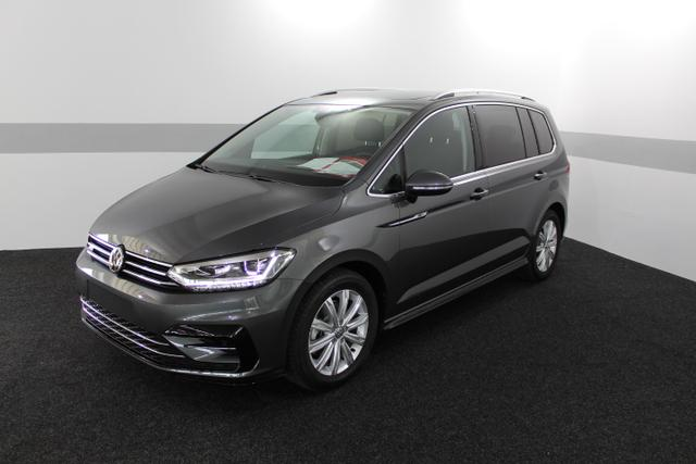 Volkswagen Touran - HIGHLINE DSG R-LINE 7-Sitzer PANORAMA NAVI LED KEYLESS Side/Lane Assist