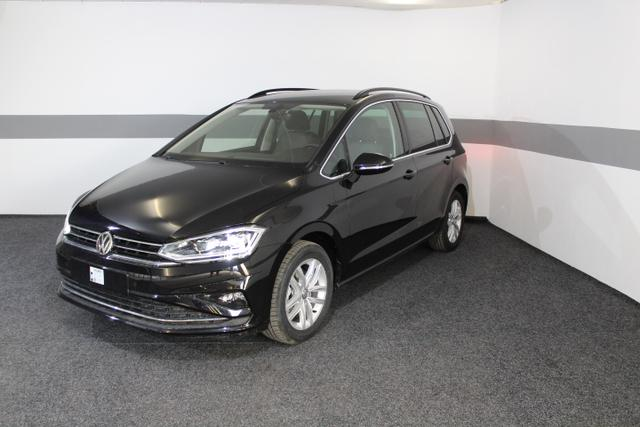 Volkswagen Golf Sportsvan - HIGHLINE FACELIFT NAVI LED ACC ParkPilot Bluetooth ALU Licht/Regensensor