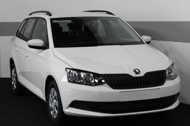 Skoda Fabia Combi - III Active PLUS Klima/Bordcomputer/Elektrik Paket