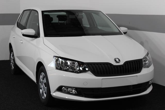 Skoda Fabia - III Active PLUS Klima/Bordcomputer/Elektrik Paket BLUETOOTH NSW