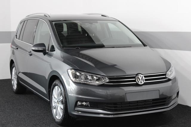 Volkswagen Touran - HIGHLINE 7-Sitzer NAVI LED SHZ Keyless ACC