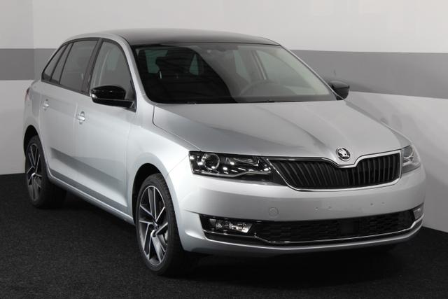 Skoda Rapid Spaceback - Ambition ALU/MAXI DOT/CLIMATRONIC EMOTION PLUS PANORAMA XENON FrontAssist