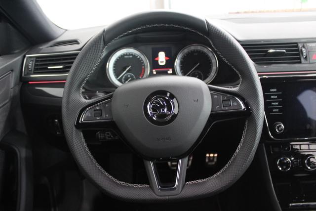 Skoda Superb Combi SportLine NAVI DSG XENON ACC BSD SHZ Rückfahrkamera El.Fahrersitz