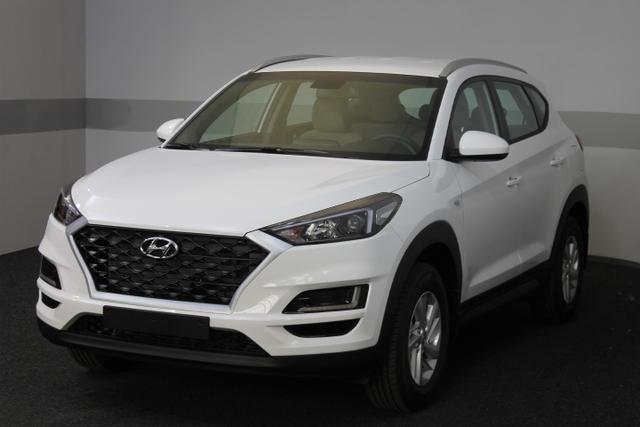 Hyundai Tucson - LIFE PLUS DCT NAVI PDC TEMPOMAT ALU BLUETOOTH KLIMAAUTOMATIK LKAS SLIF Lagerfahrzeug