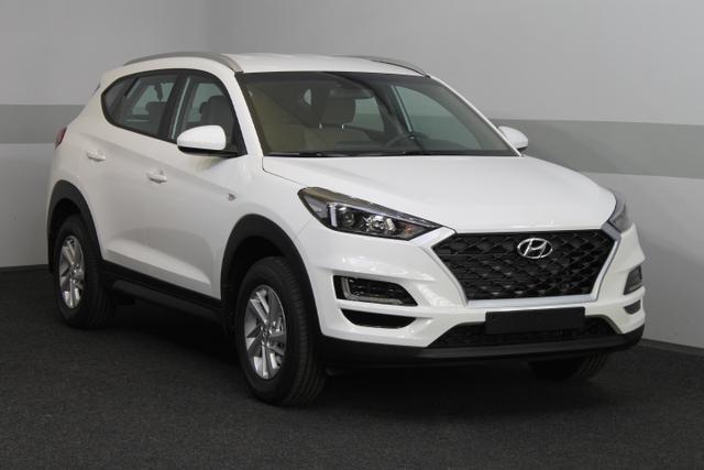 Hyundai Tucson - LIFE PLUS NAVI PDC TEMPOMAT ALU BLUETOOTH KLIMA