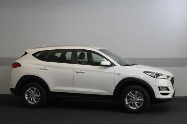 Hyundai Tucson LIFE PLUS DCT NAVI PDC TEMPOMAT ALU BLUETOOTH KLIMAAUTOMATIK LKAS SLIF