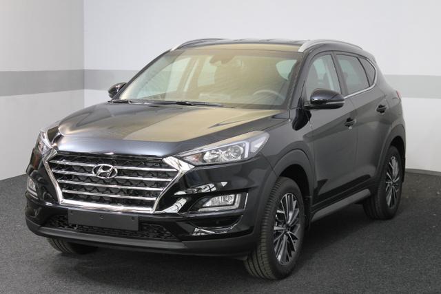 Hyundai Tucson - PREMIUM DCT NAVI KRELL PDC v+h SHZ KLIMAAUTOMATIK TEMPOMAT 18ALU