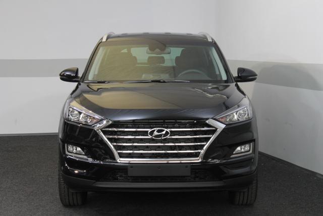 Hyundai Tucson - PREMIUM DCT NAVI SHZ V+H 19ALU LKAS SLIF PDC TEMPOMAT Rückfahrkamera