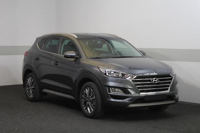 Hyundai Tucson - PREMIUM LED NAVI PDC v+h SHZ KLIMAAUTOMATIK TEMPOMAT 18ALU