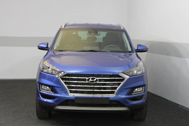 Hyundai Tucson - LIFE PLUS FACELIFT KLIMAAUTOMATIK PDC TEMPOMAT ALU